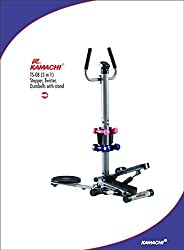 Kamachi Stepper, Twister, Dumbells with stand (TS-008)