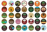 15 K-cup Deep Dark Roast Sampler Pack, You Are Guaranteed 15 Different Dark Roast K-cups! Midnight Express, Dark Magic, Black Tiger+