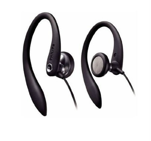 New Philips Ultra Comfortable Gym Earhook Headphones Shs3200
