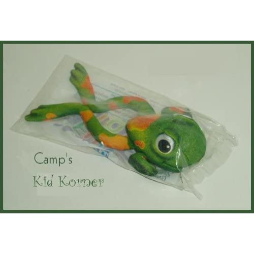 Mini Stuffed Plush FROG Kids Meal Fun Toy MIP