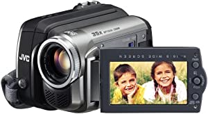 JVC GR-D870 MiniDV Camcorder with 35x Optical Zoom