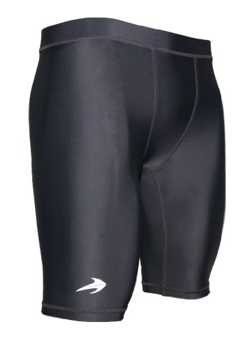 Compression-Shorts-Mens-Boxer-Brief-Best-for-Running-Cycling-Basketball-Black-XL