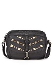 Limited Edition Studded Cross-Body Bag