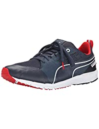 PUMA Men's BMW MS Pitlane Nightcat Lace-Up Fashion Sneaker