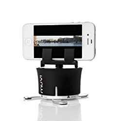 Veho VCC-100-XL MUVI X-Lapse 360 Degree Photography and Time-lapse Accessory for Cameras and iPhone (Black)
