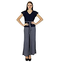 Mind The Gap Women's Rayon Long Dress
