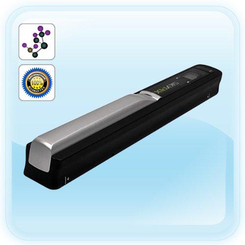 Brand New Portable Mini Handy handheld Photo document Scanner,black
