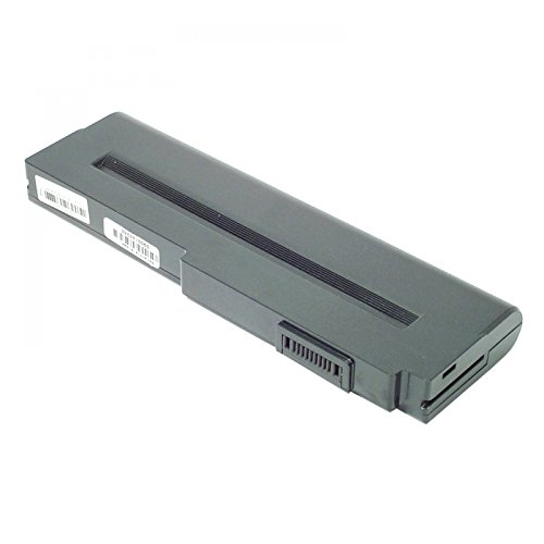 Batterie Haute Capacité, Li-Ion, 11.1V, 6600mAh, noir pour Asus M60Vp