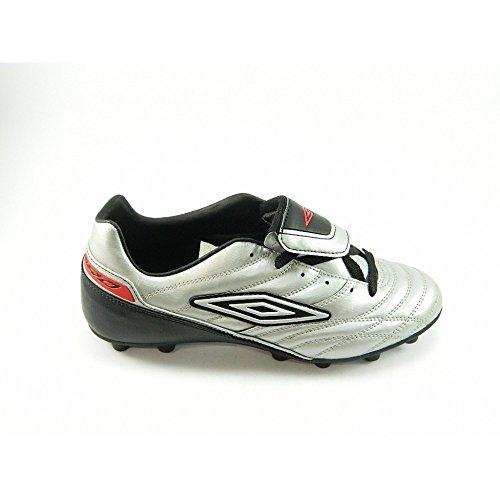Umbro - Umbro scarpe calcio argento SIGNATURE FG - Grigio, 45