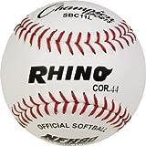 "Champion Sport Fast Pitch Softball, 11"" (Pack of 12)"