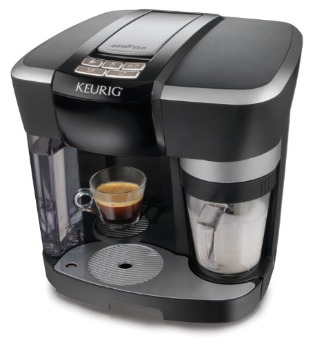 The Keurig Rivo Cappuccino and Latte System (Keurig Coffee Latte Maker compare prices)