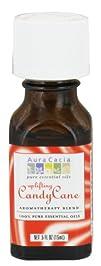 Aura Cacia Candy Cane Blend .5 oz