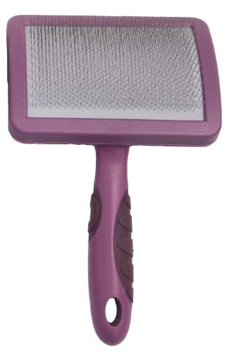 Soft Protection Salon Grooming Slicker Brush Medium