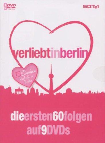 Verliebt in Berlin - Die ersten 60 Folgen auf 9 DVDs, Folge 01-60