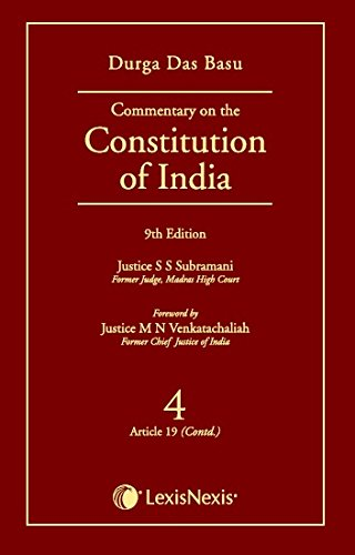 article 19 constitution of india