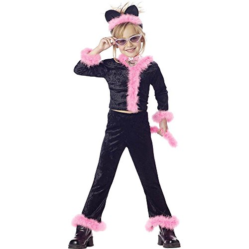 Pretty Kitty Child Costume Size X-Small