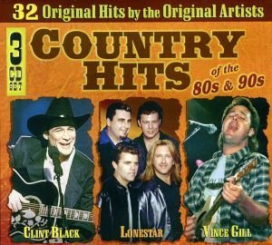 80 and 90 country music