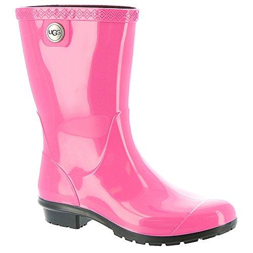 UGG Australia Women's Sienna Rain Boots, Diva Pink, 8 (Women Rain Boots Pink compare prices)