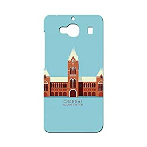 G-STAR Designer 3D Printed Back case cover for Xiaomi Redmi 2 / Redmi 2s / Redmi 2 Prime - G6345