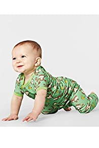BedHead Baby Gone Bananas USA-made PJs