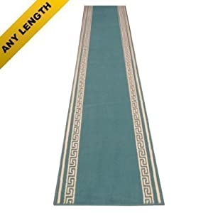 Key Light Blue   Long Hall & Stair Carpet Runner       reviews and more news