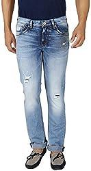 Killer Men'S Slim Fit Jeans (9158 Explore Slmft Alphind_36, Blue, 36)