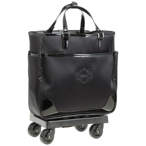 [スワニー] SWANY ウォーキングバッグ D-142モノグラーモ・N(M18)  14291 BK (ブラック)