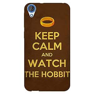 Jugaaduu LOTR Hobbit Back Cover Case For HTC Desire 820Q Dual Sim