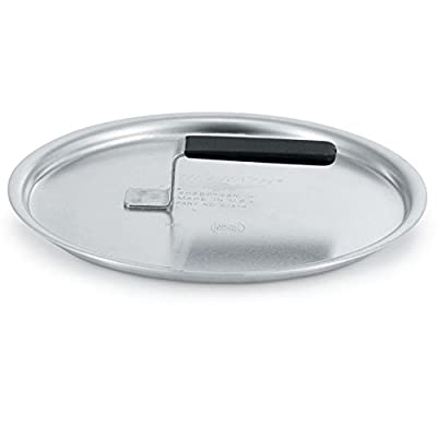 "Vollrath 67312 Wear-Ever Flat 8"" Aluminum Cover For Pot / Pan"
