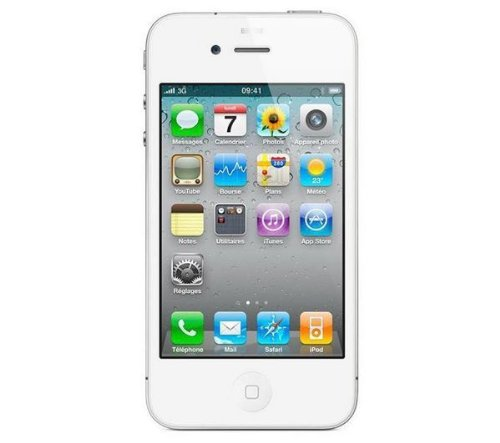 Apple Iphone 4 8Gb Bianco
