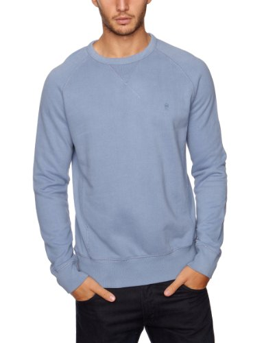 French Connection With X Men's Jumper Infinity Blue/Infinity Blue Small