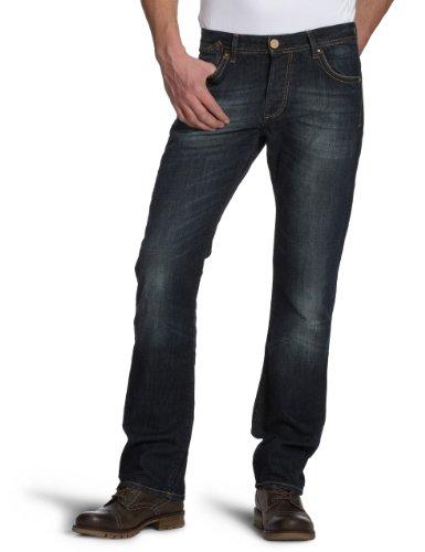 Cross Luigi Men's Long Trousers Blue  34/30