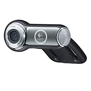 Logitech QuickCam Vision Pro for Mac (Black)