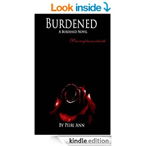 Burdened Book Cover