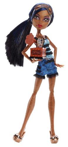 Monster High Dead Tired Robecca Steam Doll (Monster High Doll Robecca Steam compare prices)