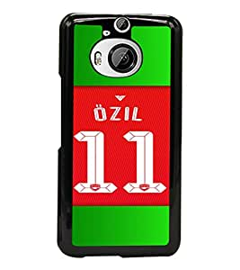 PRINTVISA Football Ozil Case Cover for HTC One M9 Plus