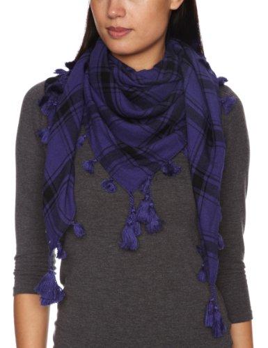 Roxy bloomsburry sciarpa da donna, donna, Neon Blue, Taglia unica