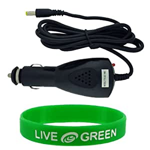 DC Car Charger Adapter for ASUS Eee PC 1000HE Netbook (Laptop NOT Included)