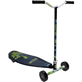Pulse Slither Street Art Scooter (Blue)