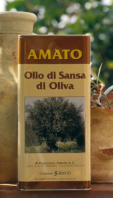 Amato Pomace Olive Oil - 1 Gallon by Amato