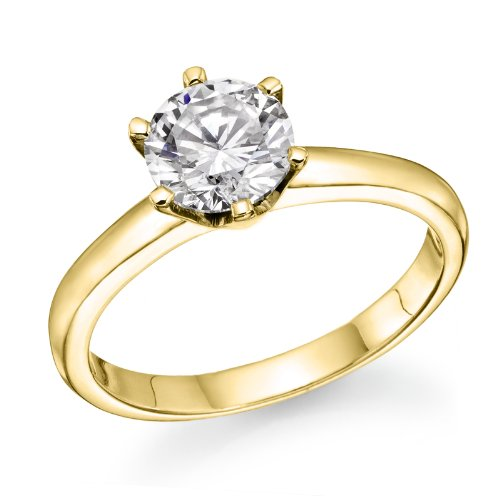 18k Yellow Gold Ring Ring in 18k Yellow Gold