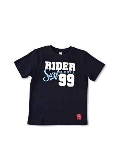 Carrera Jeans Camiseta Bambino G/Collo