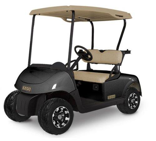 E-Z-Go Rxv Golf Cart Cowl Kit, Black, 41.25-Inch