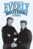 img - for The Definitive Everly Brothers Chord Songbook book / textbook / text book