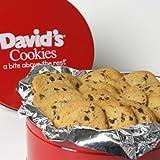 Sugar Free Chocolate Chip Cookies - 2 lb Tin