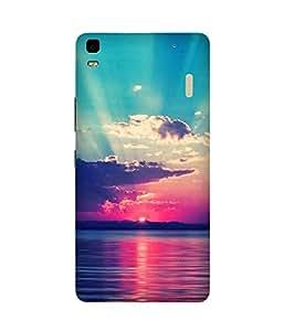 Sunset Lenovo K3 Note Case