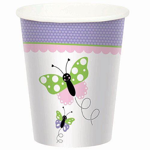 Butterfly Wishes Party Cups