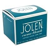 Jolen 4oz Creme Bleach Regular Lightens Excess Dark Hair (6 Pack)