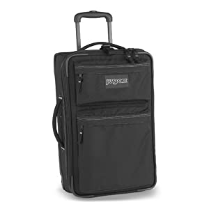 "JanSport Super Break Upright 24"" (L) (Black)"