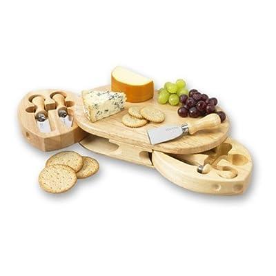 Richardson Sheffield Entertain Cheese Knife Set, 4 Piec